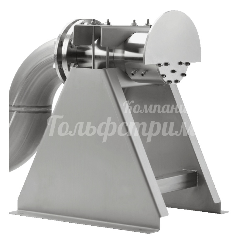 Water screen nozzle 45 х 15