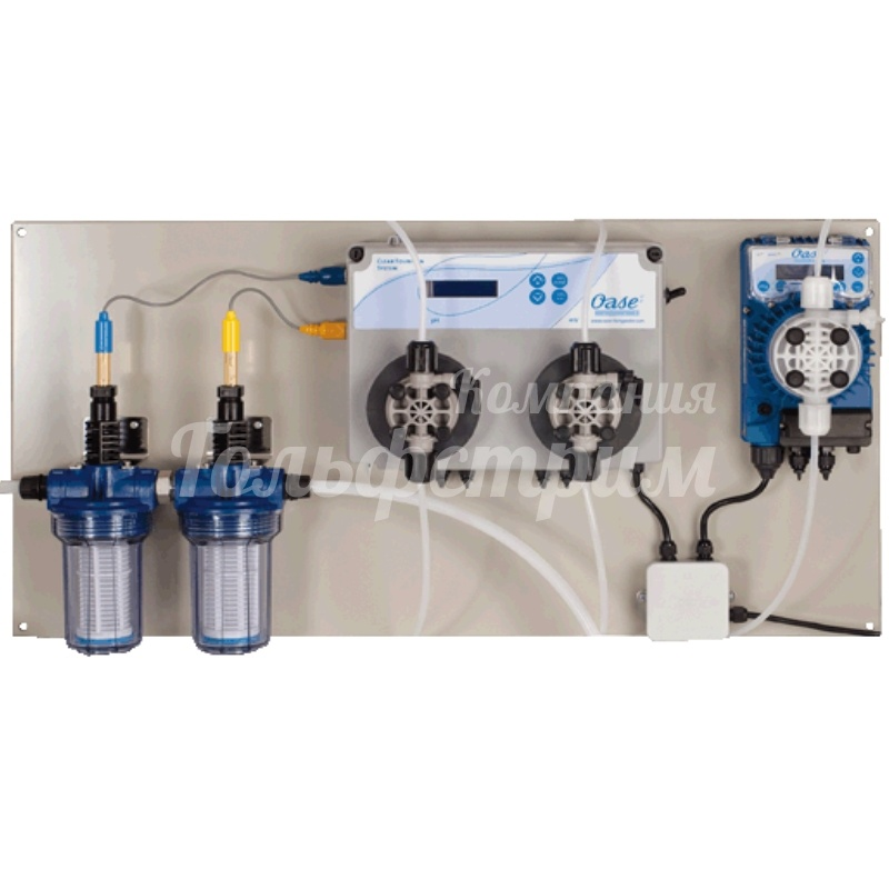 Clear Fountain System