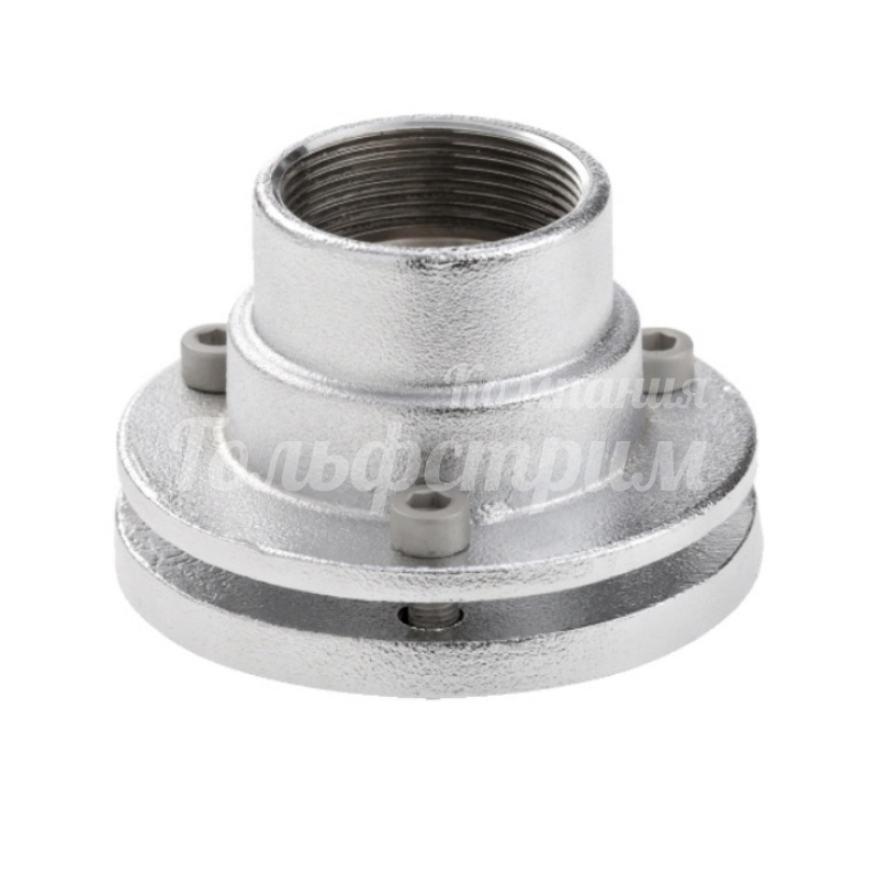 Swivel Connection 10 Silver