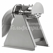 Water screen nozzle 30 х 10