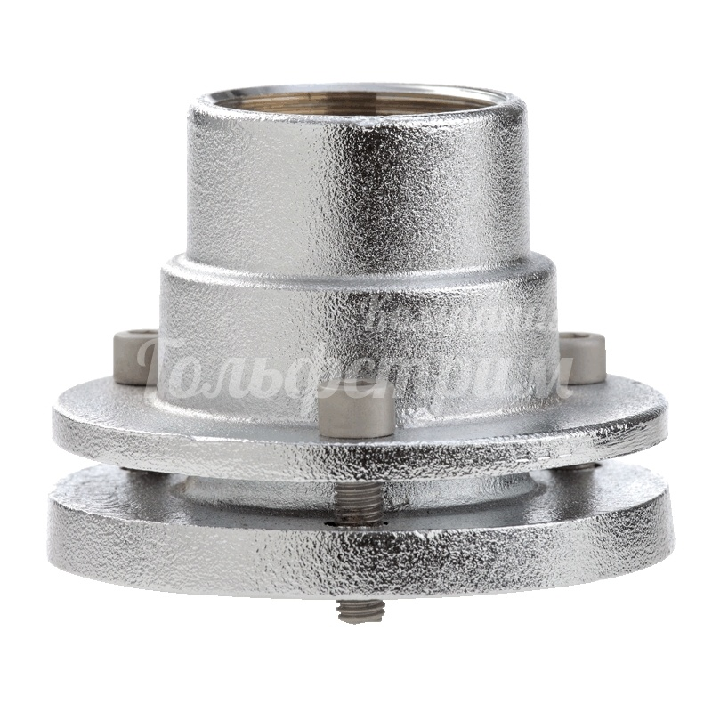 Swivel Connection 15 Silver